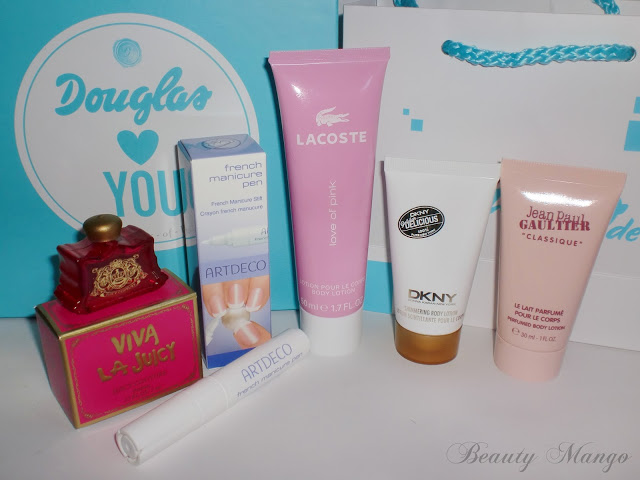 Douglas Box of Beauty März 2012