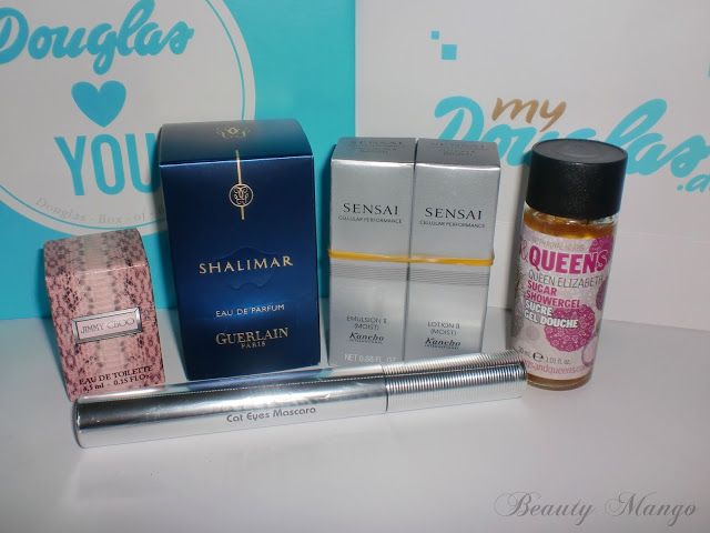Douglas Box of Beauty Mai 2012