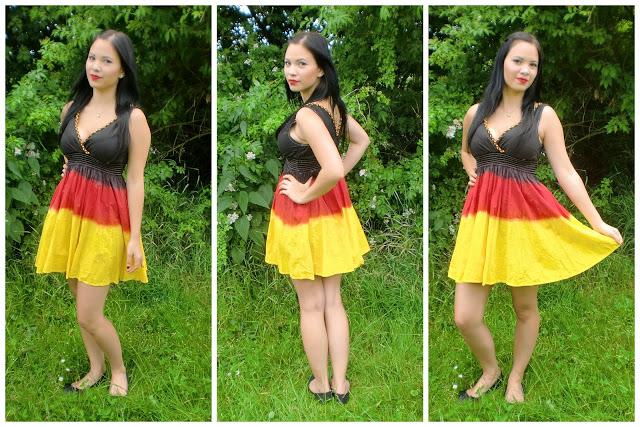 [DiY] Deutschland Kleid