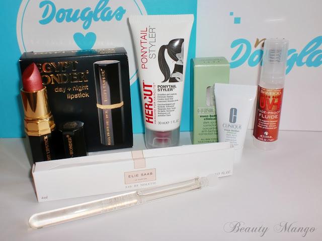 Douglas Box of Beauty Juli 2012