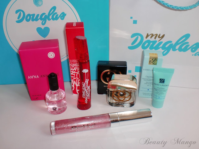 Douglas Box of Beauty August 2012