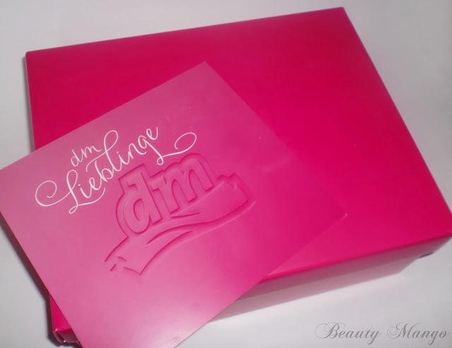 dm Lieblinge Box September 2012