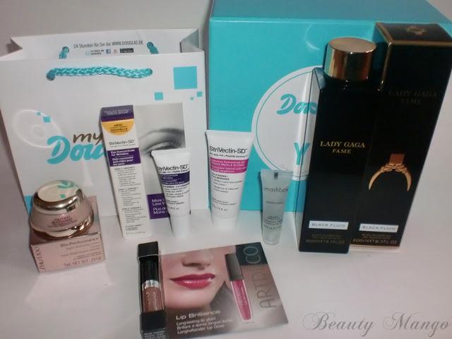Douglas Box of Beauty November 2012