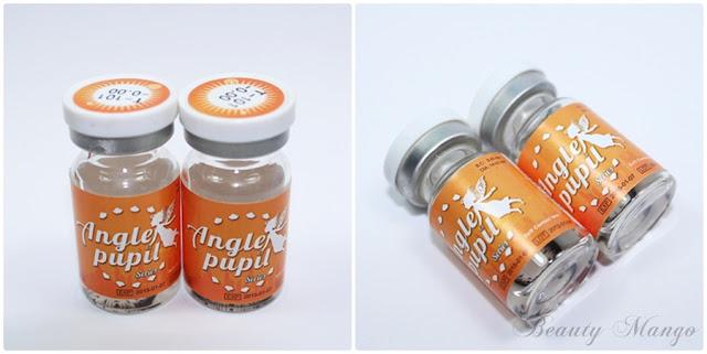 Circle Lenses: Angel Pupil