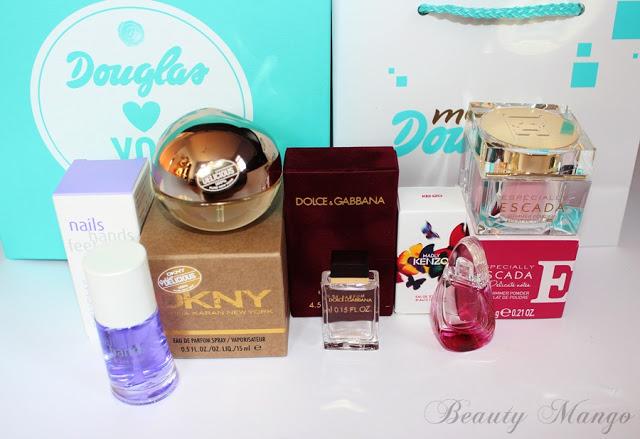 Douglas Box of Beauty März 2013