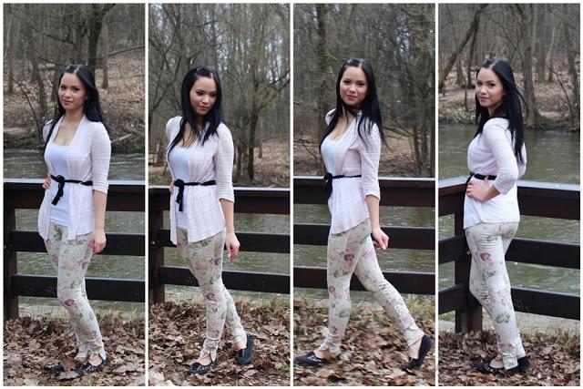[Outfit] Frühling du darfst kommen!