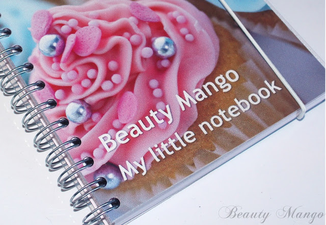 Mein persönliches Notizbuch für meinen Blog + Gewinnspiel