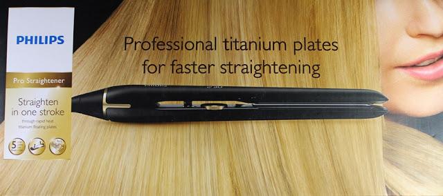 [Review] Philips Pro Straightener