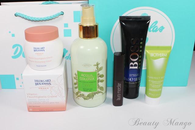 Douglas Box of Beauty Oktober 2013
