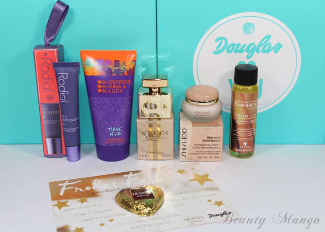 Douglas Box of Beauty Dezember 2013