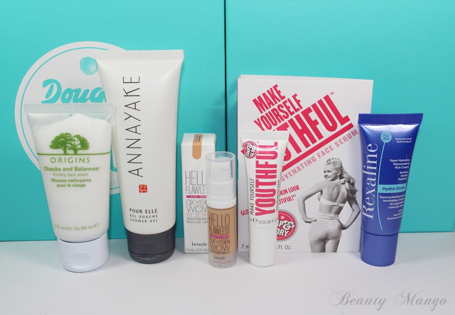 Douglas Box of Beauty Januar 2014