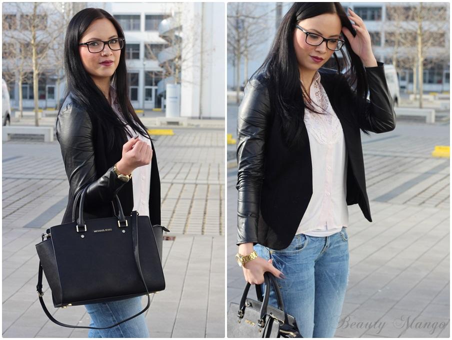 Outfit] New Love Michael Kors Selma Beauty Mango