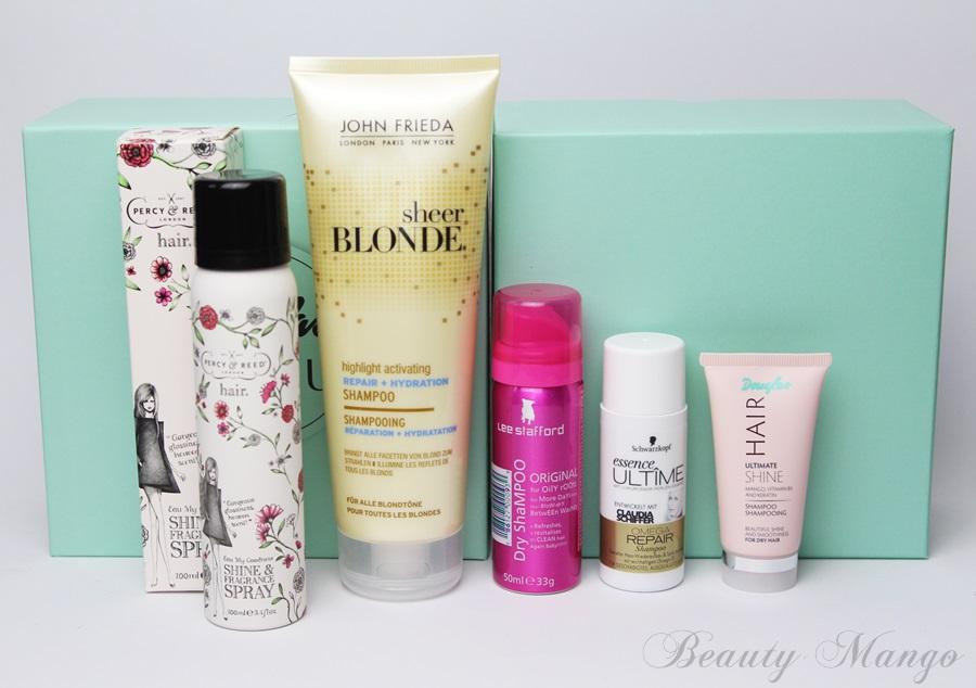 Douglas Box of Beauty Mai 2014