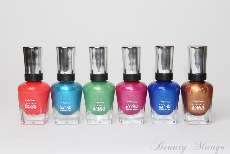 Sally Hansen Beach Paradise Kollektion