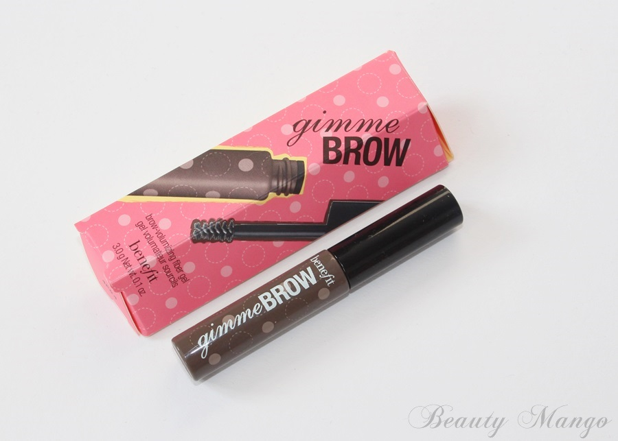 [Review] Benefit gimme brow