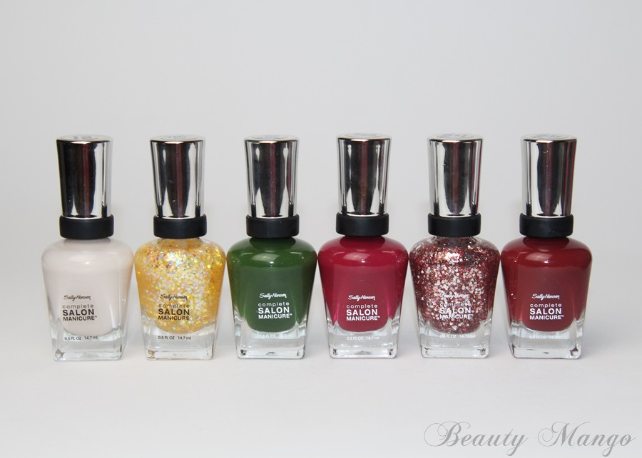 Sally Hansen Designer Kollektion Herbst & Winter 2014