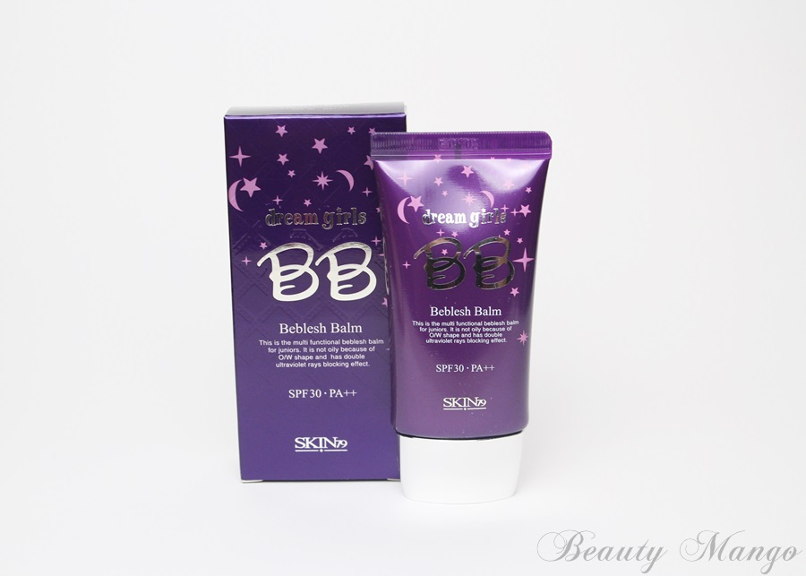 [Review] Skin79 Dream Girls BB Cream + Giveaway