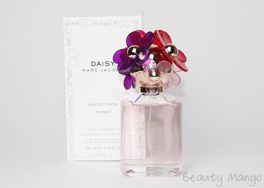 [Review] Marc Jacobs Daisy Eau so Fresh Sorbet