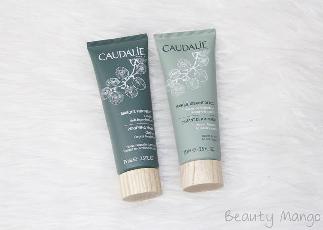 [Review] Caudalie Purifying & Instant Detox Mask