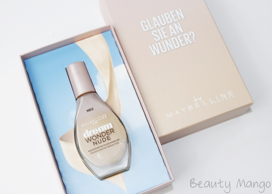 [Review] Maybelline Dream Wonder Nude