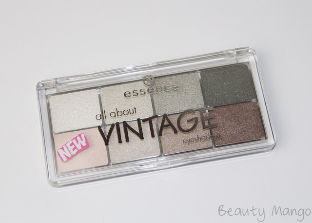 essence all about Vintage Palette