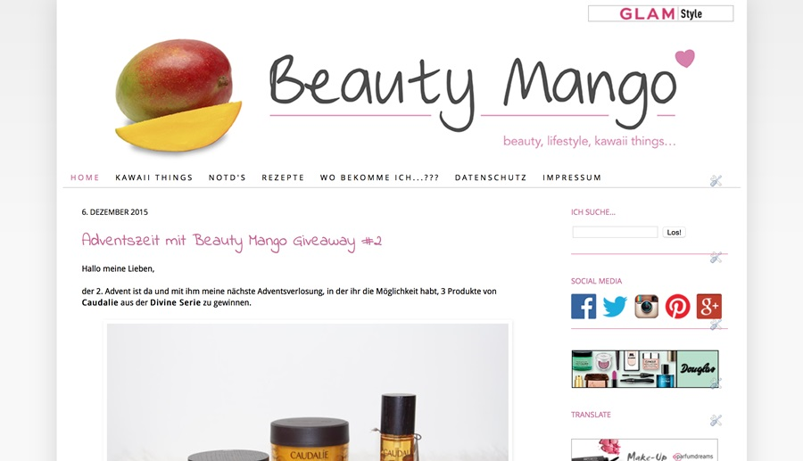 beautymango blogger