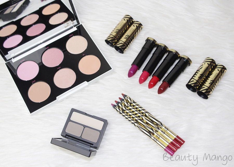 Urban Decay Gwen Stefani Collection Spring 2016