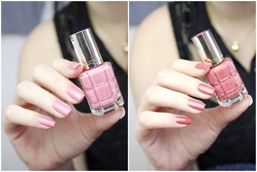 L'oréal Color Rich Le Vernis Jardin des Roses - Rose Ballet