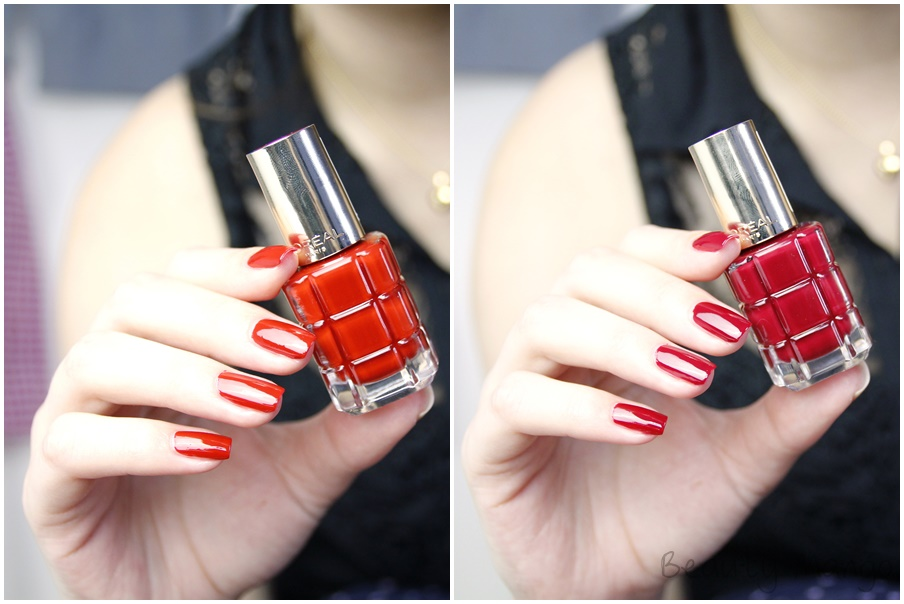 L'oréal Paris Color Rich La Vernis Rouge Sauvage - Rubis Folies