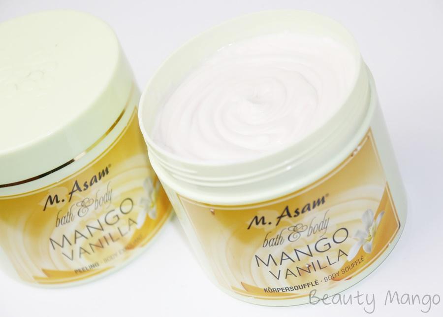 M. Asam Mango Vanilla Körpersoufflé