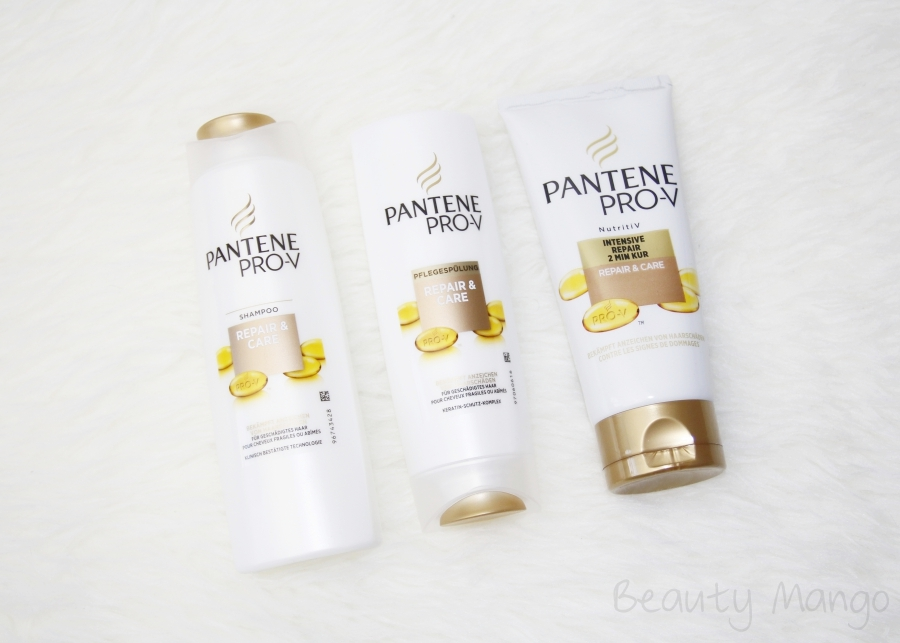 review pantene pro-v care & repair