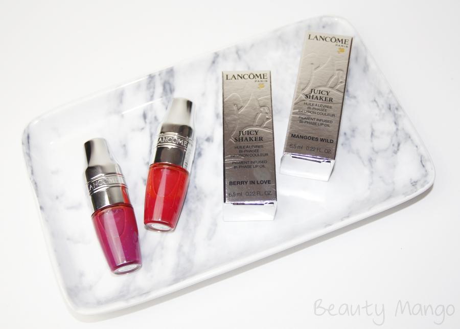[Review] Lancôme Juicy Shaker