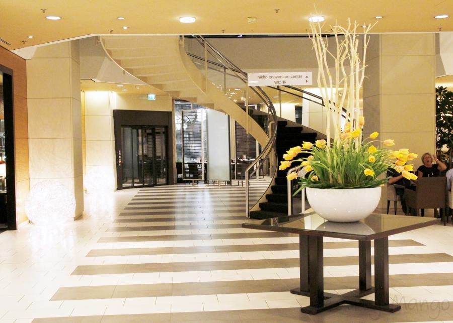 hotel-nikko-düsseldorf-lobby