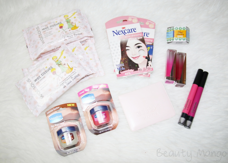 Thailand Beauty Haul