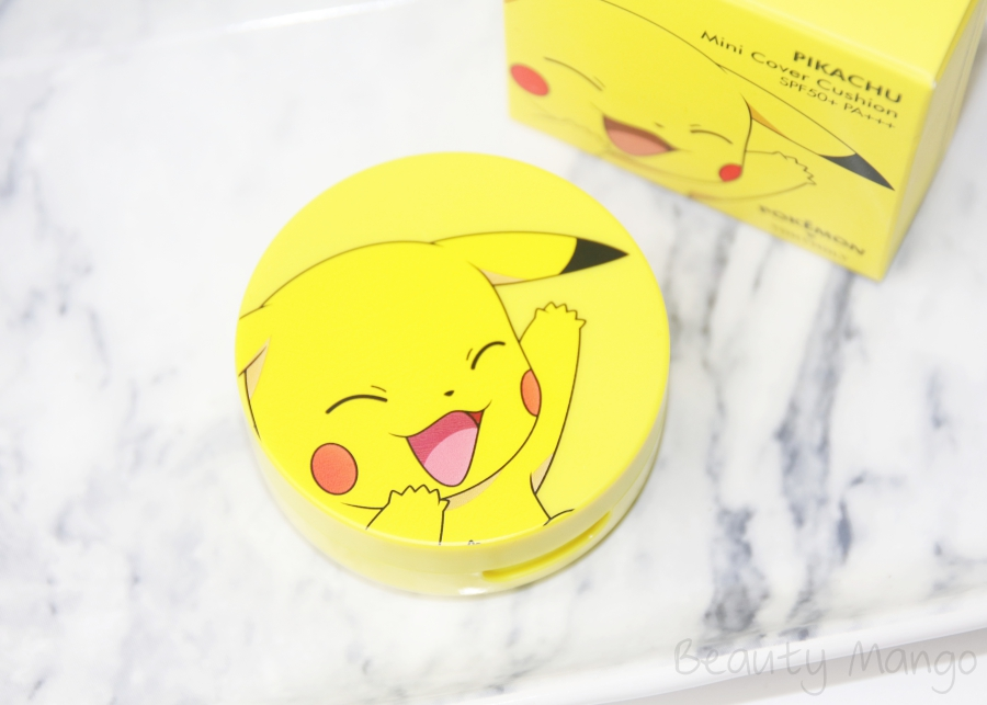 Tony Moly x Pokémon Pikachu Mini Cover Cushion