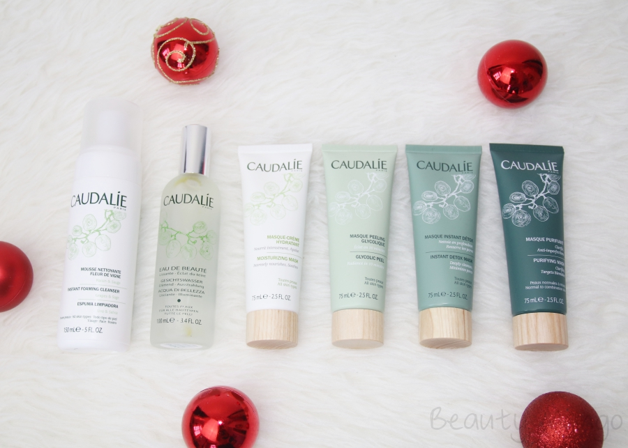 Adventszeit mit Beauty Mango - Caudalie