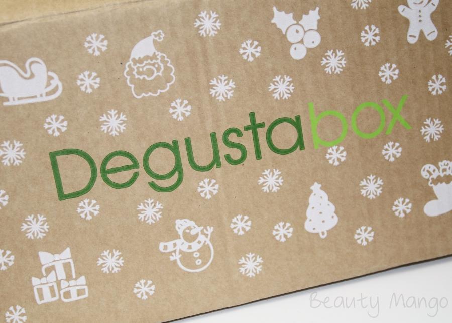 Degustabox November 2016
