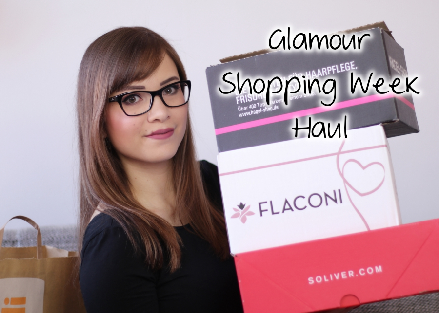Glamour Shopping Week Haul