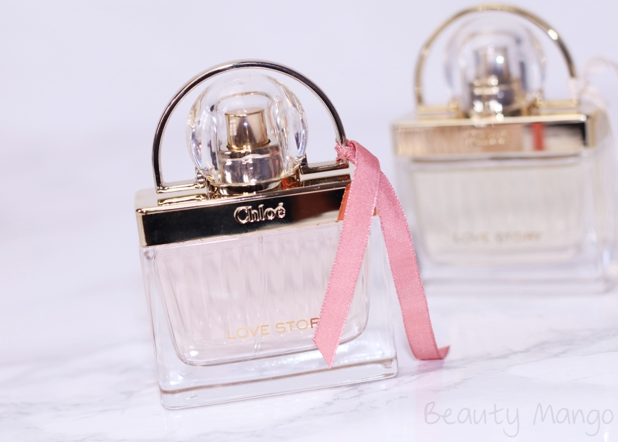 [Review] Chloé Love Story Eau Sensuelle