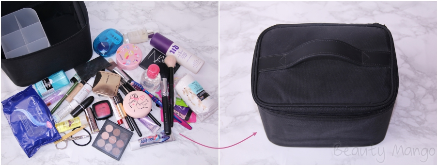 MUJI Travel Beauty Bag