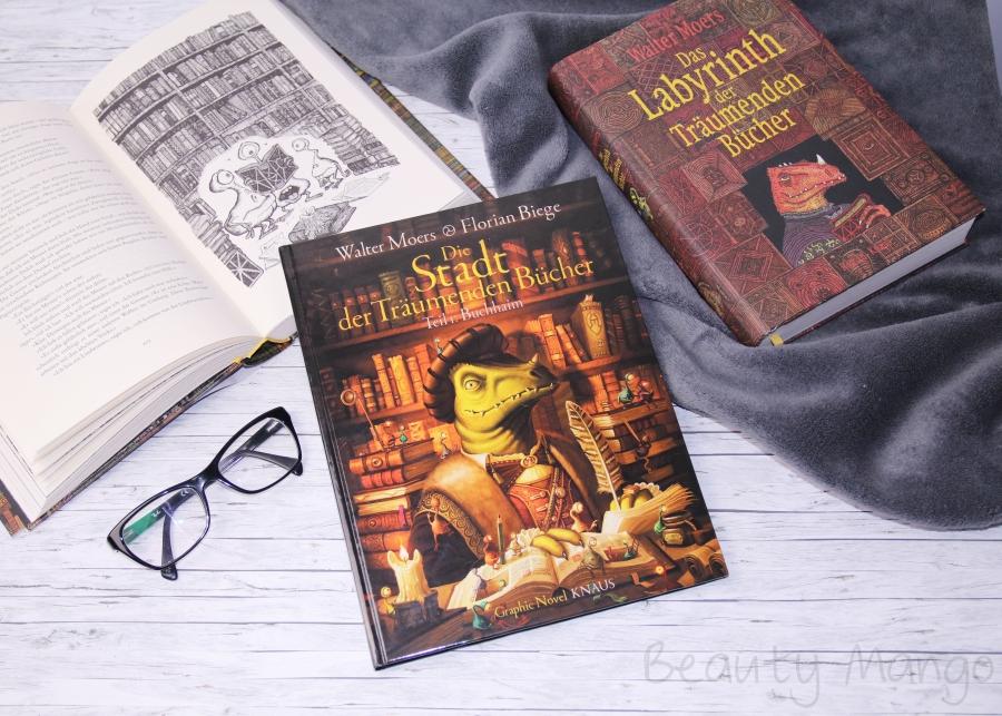 Die Stadt der träumenden Bücher Graphic Novel