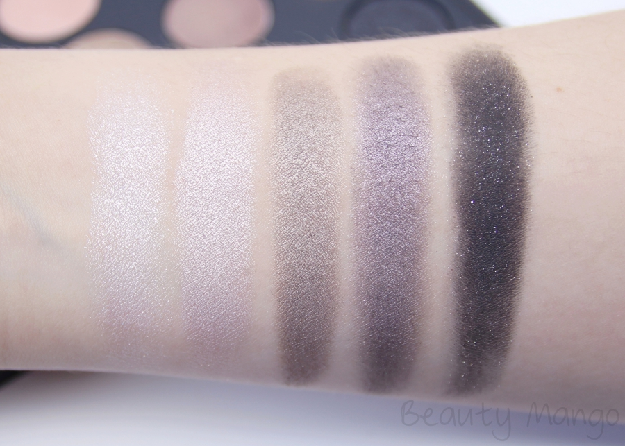 Mac Eye Shadow x 15: Cool Neutral