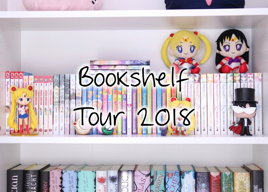 [Video] Bookshelf Tour 2018 Part 3