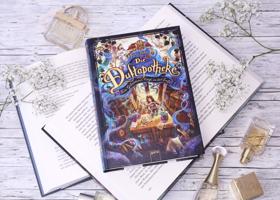 [Rezension] Die Duftapotheke