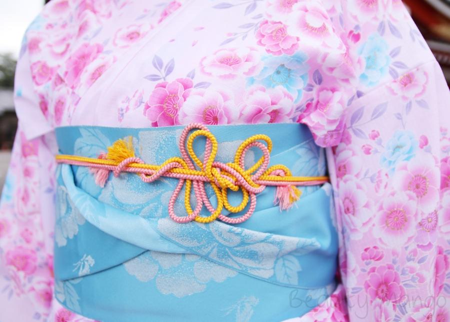 Kimono Verleih