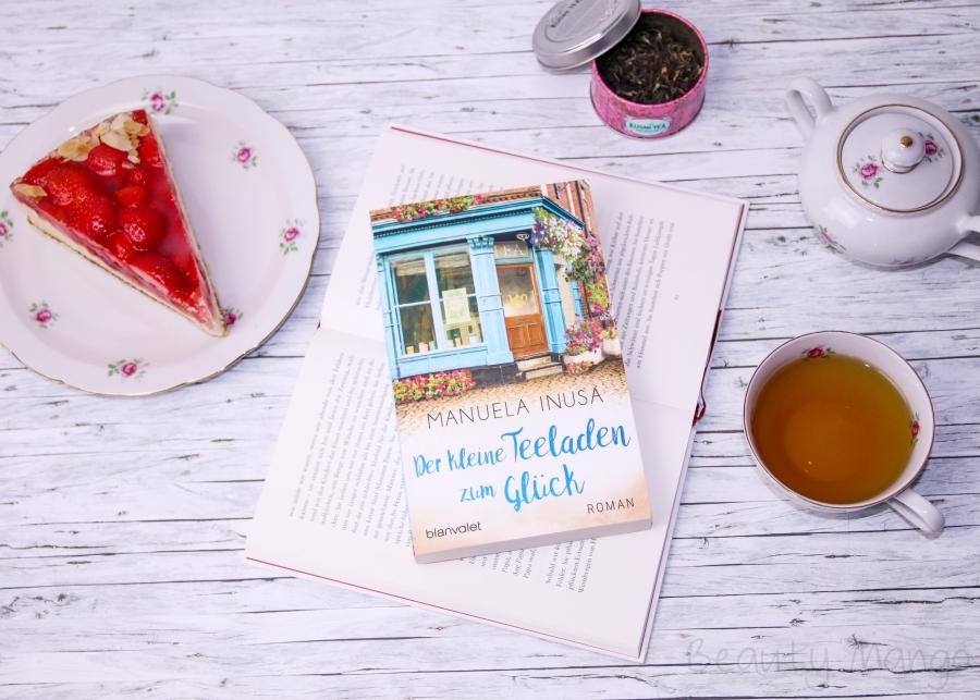 [Rezension] Der kleine Teeladen zum Glück