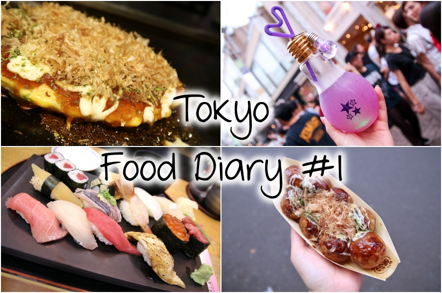 Tokyo Food Diary