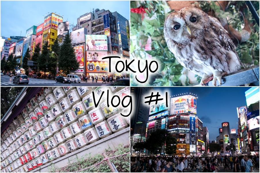 Tokyo Vlog