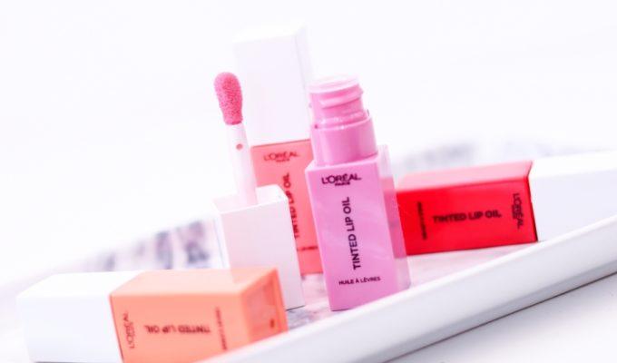 [Review] L'Oréal Tinted Lip Oil