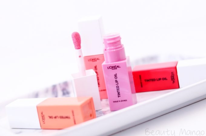 L'Oréal Tinted Lip Oil